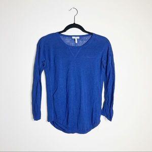 Joie 3/4 sleeve lightweight sweater